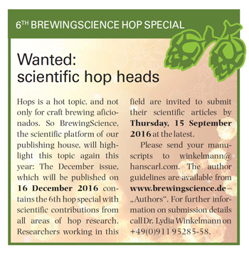 BrewingScience hopspecial 2016