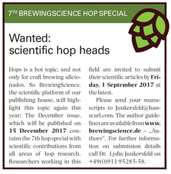 BrewingScience hopspecial 2017